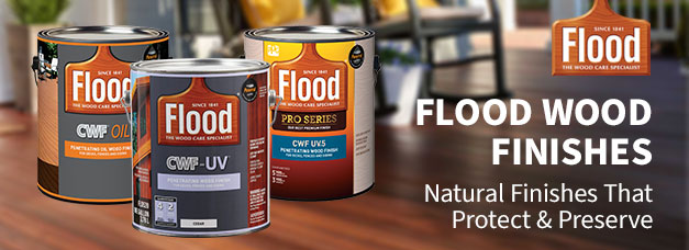 Flood Wood Finishes
