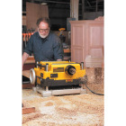 DeWalt 13 In. Three Knife Two-Speed Portable Planer Image 2
