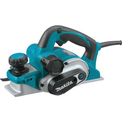 Makita 7.5A 3-1/4 In. 5/32 In. Planing Depth Planer