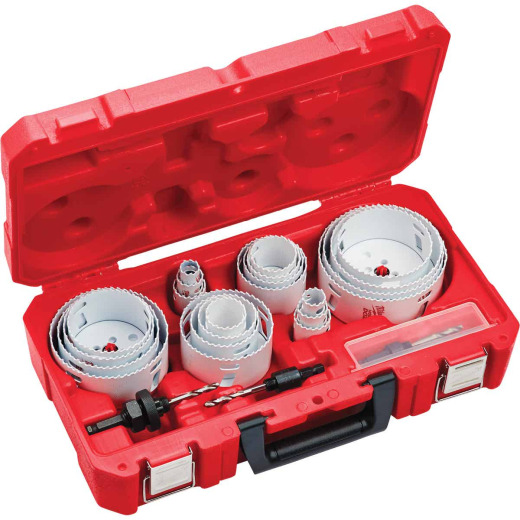 Milwaukee Hole Dozer Hole Saw Set (28-Piece)