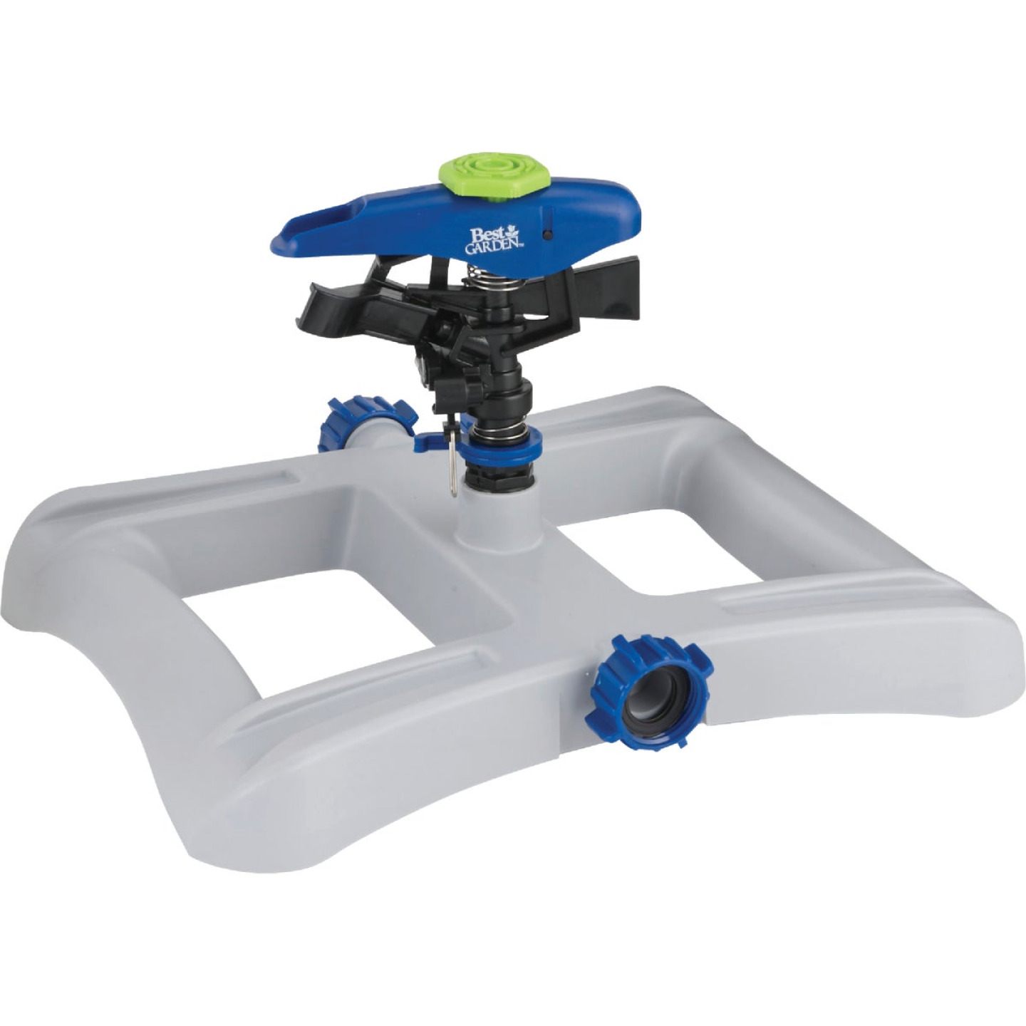 Best Garden Poly 5800 Sq. Ft. Sled Impulse Sprinkler Image 1